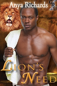 Lion's Need Cover Social Media